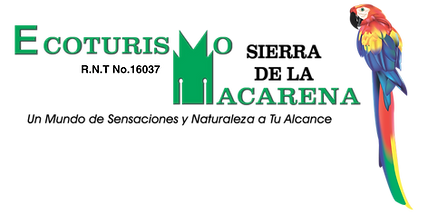 Logo Ecoturismo Macarena