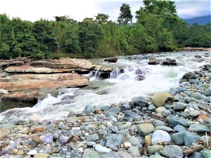 Cascada Piscinas del Güejar