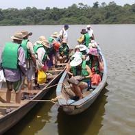 Laguna Damas del Nare - San José del Guaviare