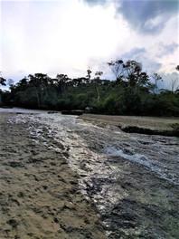 Tobogan natural - Caño Lajón
