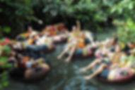 Recorre el maravillosos Río del Cacique en flotador