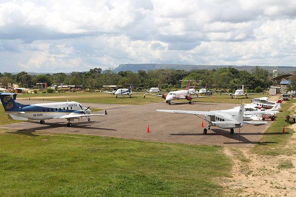 Aeropuerto de La Macarena (Meta, Colombia)
