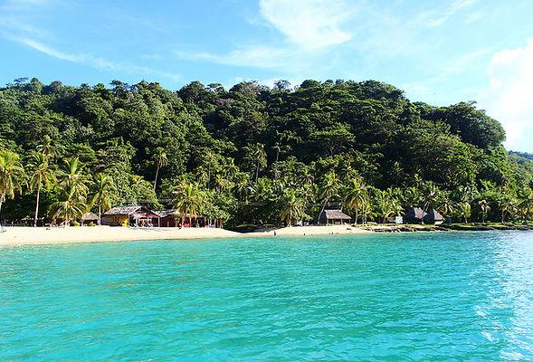 Las mejores playas de Colombia: Capurganá