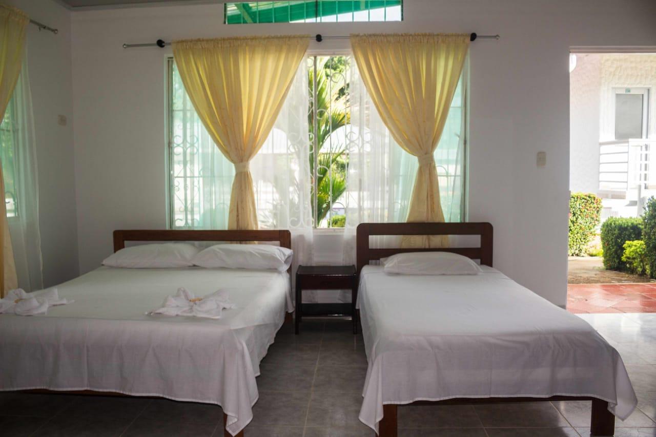 Habitación Hotel Punto Verde