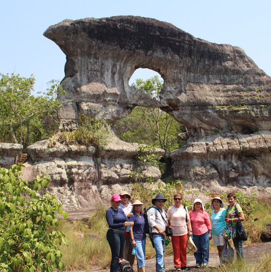 Puerta de Orión en San José del Guaviare