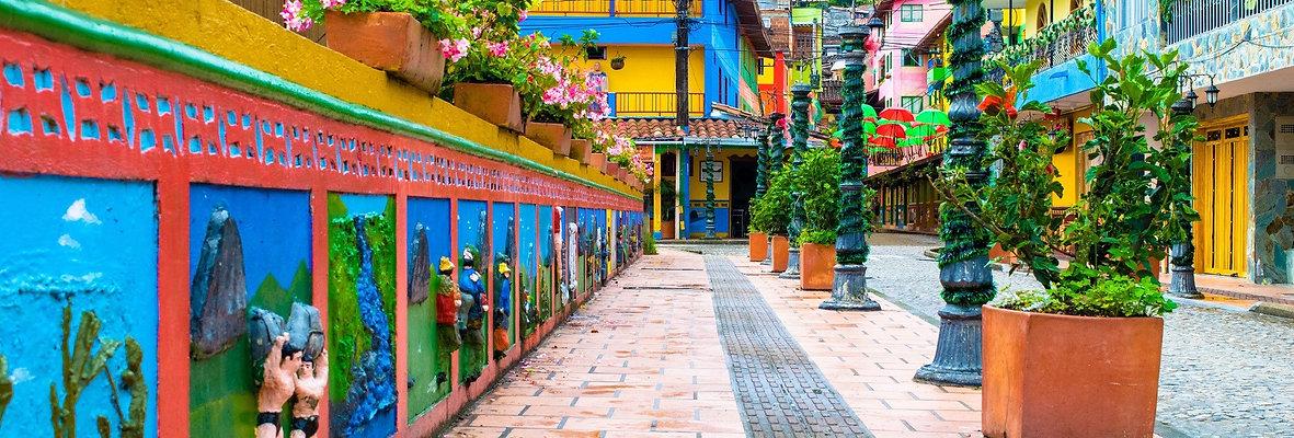 Guatapé - Colombia