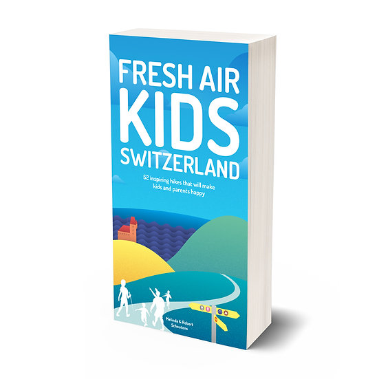 Fresh Air Kids - 52 Inspiring Hikes That Will Make Kids and Parents Happy