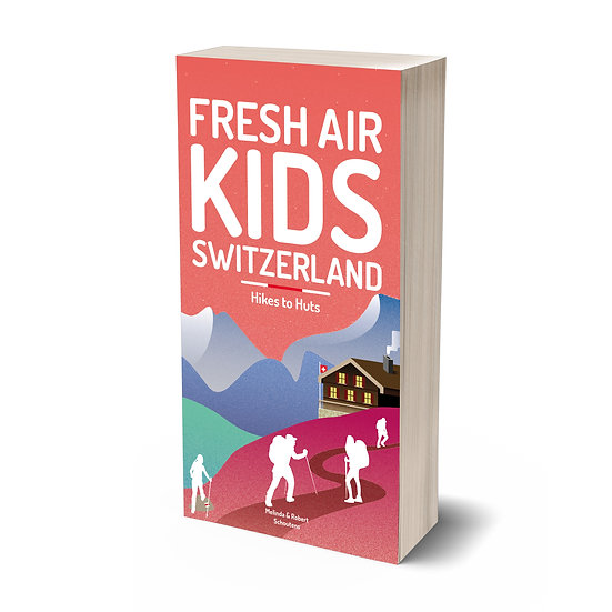 Fresh Air Kids - Hike to Huts