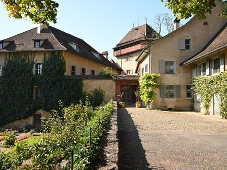 Schloss Wildenstein - Switzerland