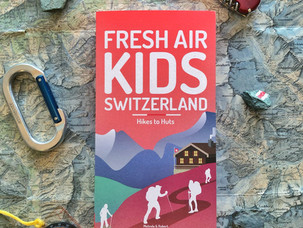 Fresh Air Kids Switzerland - Hikes to Huts