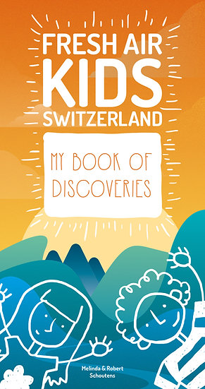 Fresh Air Kids - My Book of Discoveries