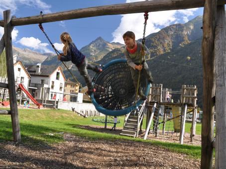 Best Playgrounds Around Basel