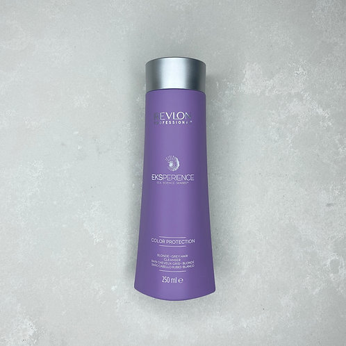 Revlon Eksperience Colour Protection Blonde-Grey Hair Cleanser