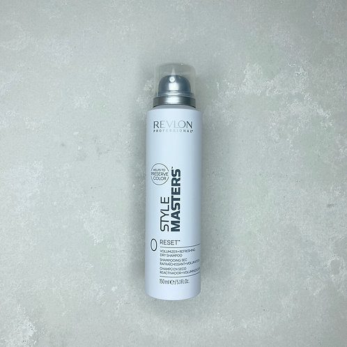 Revlon Professional Reset Volumiser + Refreshing Dry Shampoo