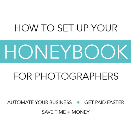 How I run my business with HoneyBook