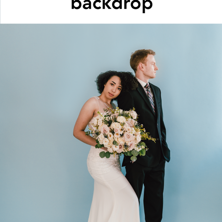 How to use seamless paper backdrops