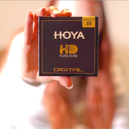 Hoya Lens Filters Unboxing Review | UV Filters