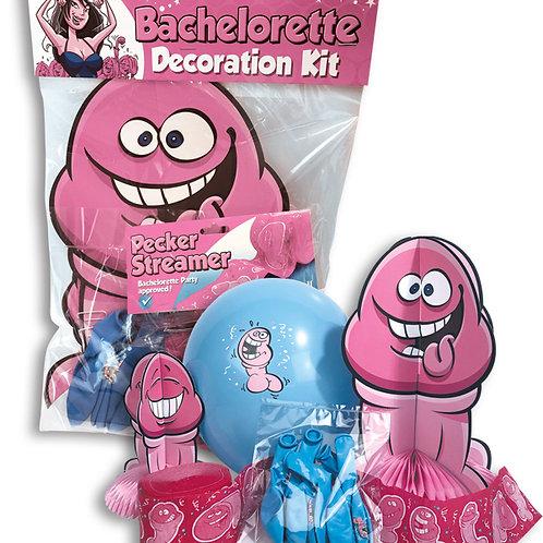 Bachelorette Decoration Kit