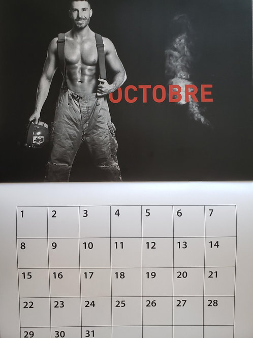 Calendrier Sexy Males