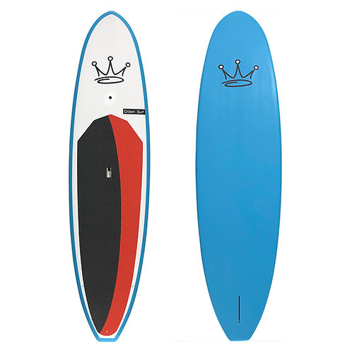 """Crown SUP- 10'6"""" Super Cruiser SUP Stand Up Paddleboard Yoga Wide"""