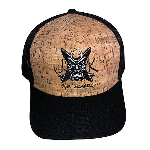 JK Cork Trucker Hat