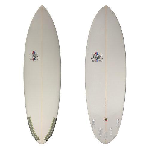 6'- 7' Pinball Wizard Surfboard Groveler