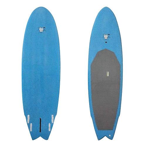 "9' & 9'8"" Full Carbon Vector Net Rocket Fish Surf SUP"