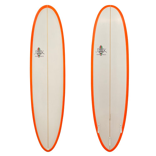 The Decoy Mini Log 7ft - 8ft Poly Surfboard- Made in So Cal!