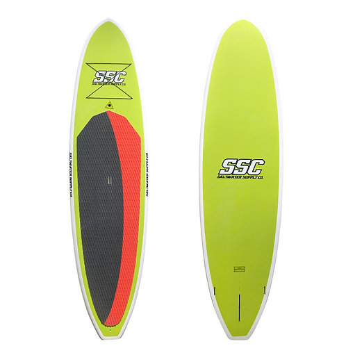 """SUP SSC- 10'6"""" Super Cruiser SUP Stand Up Paddleboard Yoga Wide"""