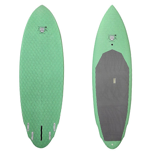 """9' 2"""" Double Wing Surf SUP Stand Up Paddleboard Surfboard"""