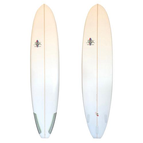 The 8ft Mini Log Funboard Surfboard