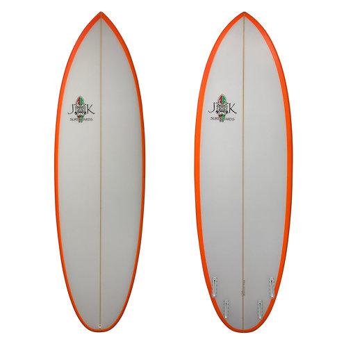 "6' 1"" - 6' 7"" Wafer Surfboard Groveler"