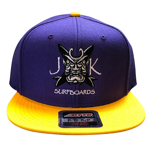 JK Purple Gold Hat