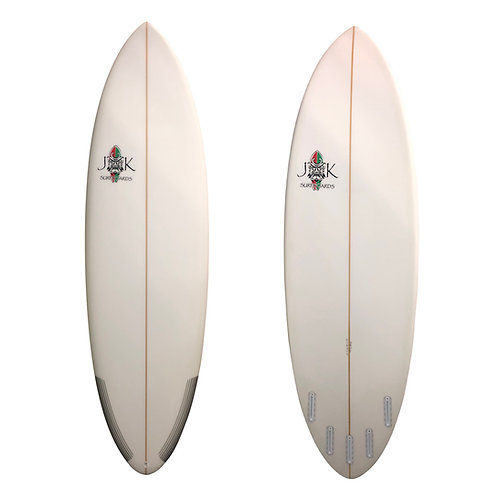 "6' - 6'10"" The Flowrider (Epoxy Short Board) Surfboard"