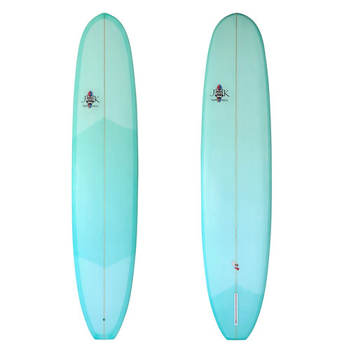 Special Malibu Edition Classic Noserider Longboard Surfboard Made in So Cal!