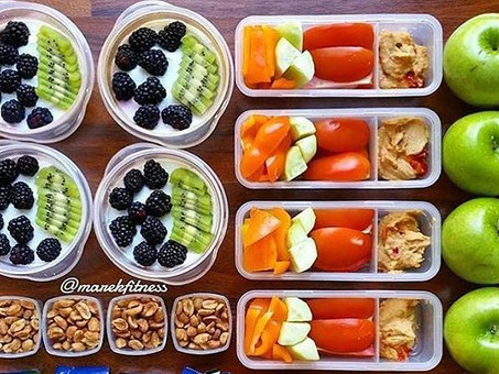 #8: Don't Starve; Meal Prep!