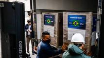 Butantan entrega 1 mi de doses da CoronaVac ao Ministério da Saúde