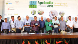 Abertura oficial da AgroBrasília 2018