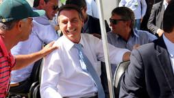Bolsonaro visita AgroBrasília e comenta políticas para o homem do campo