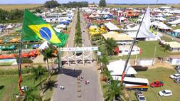 Tecnologias para o agronegócio na AgroBrasília 2018