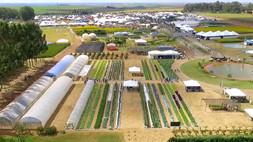 Tecnologias demonstradas no EVAF da AgroBrasília 2018