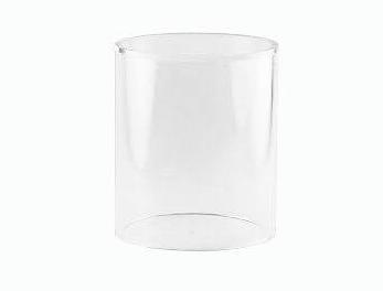 Clear round plint =h