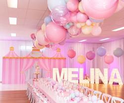 Melina's Carnival Extravaganza