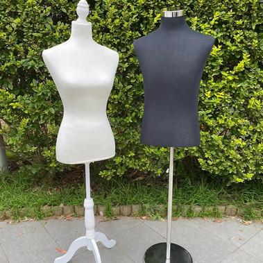 Bridal & Groom Mannequin