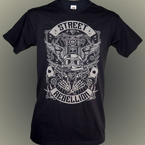 Street Rebellion T Shirt.   Free P&P