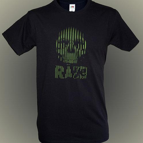RAZE Skull T Shirt.   Free P&P