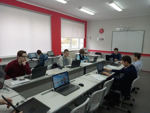 Школьный этап всероссийской олимпиады школьников по химии.