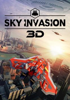 3D Poster SKY INVANSION Video Game