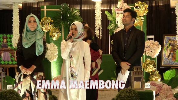 EMMA MAEMBONG's SHAWL LAUNCH