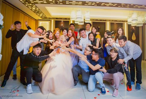 #dramaticwedding #penangweddingday #wedd